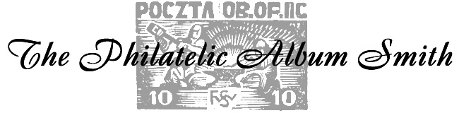 The Philatelic Album Smith Logo